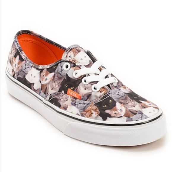 3aeb62909038e0 Women s ASPCA Cat Vans Sz 9.5 ✨. M 5c1e41c4a5d7c67fef6805c4. Other Shoes you  ...